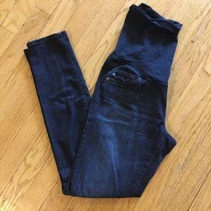 AG Adriano Goldschmied Skinny Maternity Jeans
